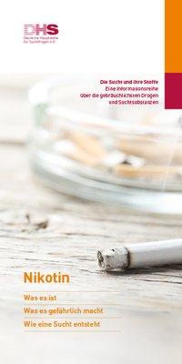 Detailanzeige: Nikotin - Die Sucht und ihre Stoffe