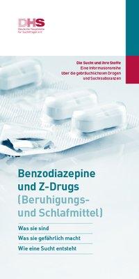 Detailanzeige: Benzodiazepine und Z-Drugs - Die Sucht und ihre Stoffe