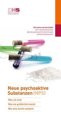 Detailanzeige: Neue psychoaktive Substanzen - Die Sucht und ihre Stoffe