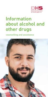 Detailanzeige: Informationen zu Alkohol und anderen Drogen (englisch/deutsch)