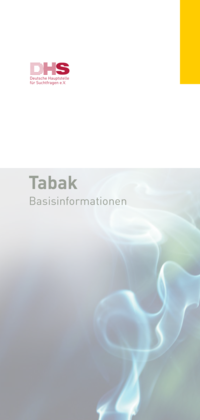 Cover: Tabak - Basisinformationen