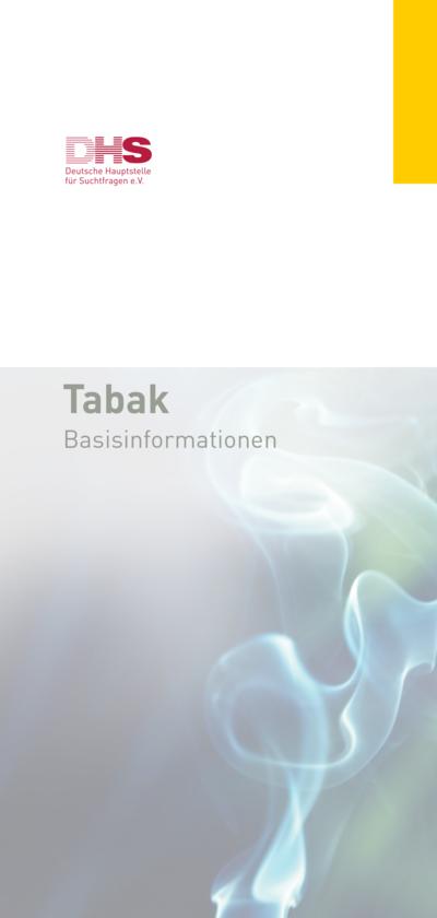 Cover: Tabak - Basisinformationen
