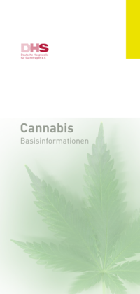 Cover: Cannabis Basisinformationen