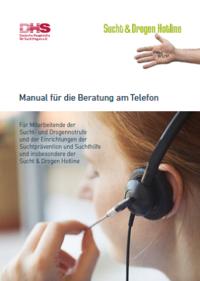 Detailanzeige: Manual für die Beratung am Telefon