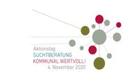 Logo des Aktionstags Suchtberatung