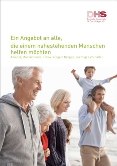 Cover: Ein Angebot an alle, die einem nahestehenden Menschen helfen möchten