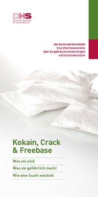 Detailanzeige: Kokain, Crack & Freebase - Die Sucht und ihre Stoffe
