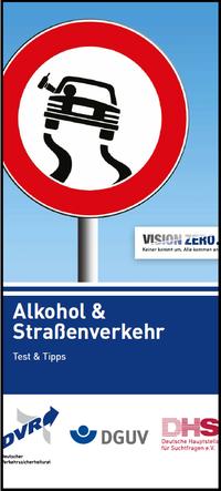 Detailanzeige: Alkohol und Straßenverkehr - Test und Tipps
