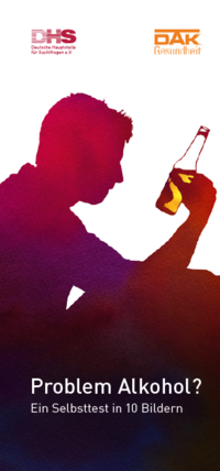 Detailanzeige: Problem Alkohol - Ein Selbsttest in 10 Bildern