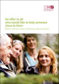 Detailanzeige: Ein Angebot an alle, die einem nahestehenden Menschen helfen möchten (englisch)